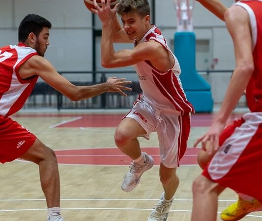 L' UNDER 18 GOLD TORNA ALLA VITTORIA