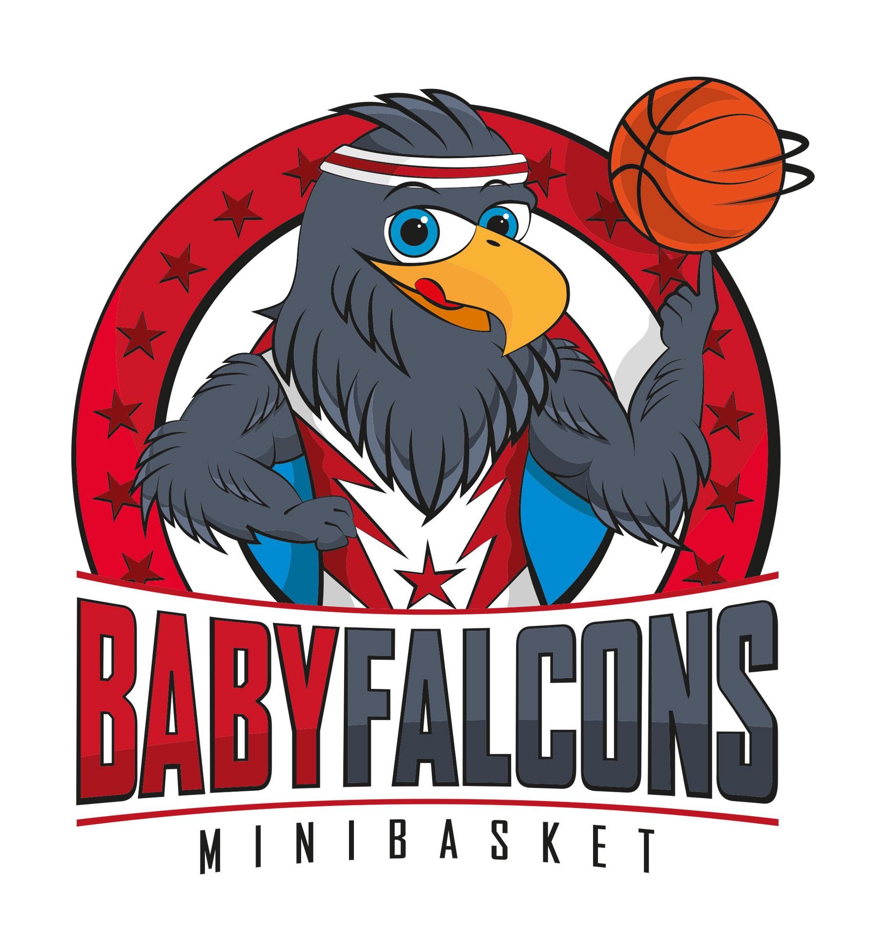 """""""BabyFalcons Rosso"""": tra molto impegno e altrettanto divertimento"""
